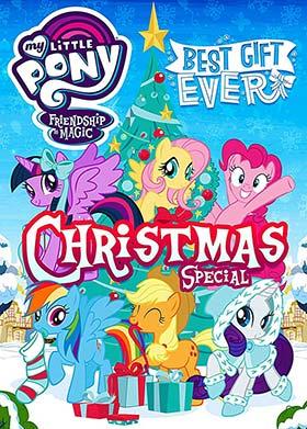 دانلود انیمیشن دوبله فارسی My Little Pony Best Gift Ever 2018
