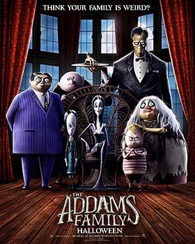 دانلود انیمیشن خانواده آدامز