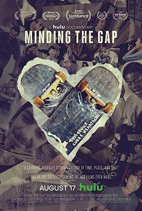 دانلود مستند مراقب خطوط باش دوبله فارسی Minding the Gap 2018