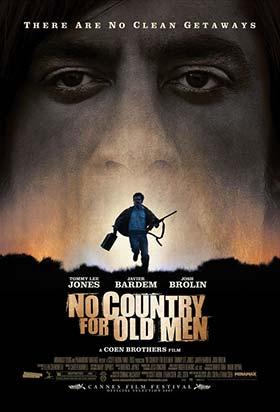 دانلود فیلم جایی برای پیرمردها نیست دوبله فارسی No Country for Old Men 2007 زیر نویس فارسی