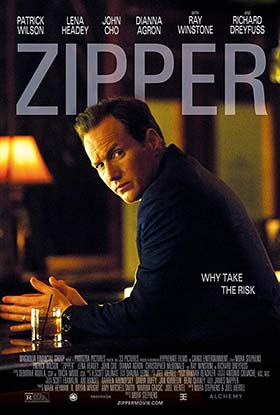 دانلود فیلم Zipper 2015 زیرنویس فارسی چسبیده