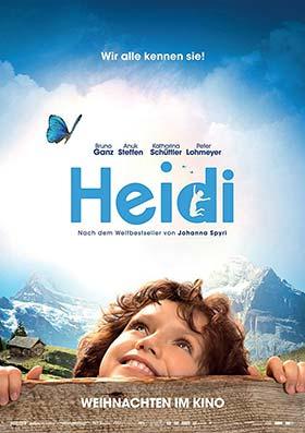 دانلود فیلم هایدی دوبله فارسی Heidi 2015