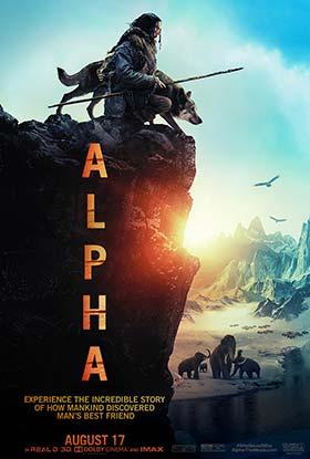 دانلود فیلم دوبله فارسی آلفا Alpha 2018 زیرنویس فارسی