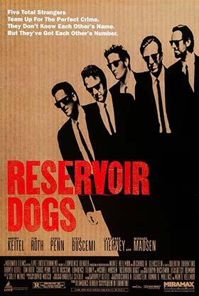 دانلود فیلم دوبله فارسی سگ های انباری Reservoir Dogs 1992