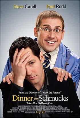 دانلود فیلم Dinner for Schmucks 2010 زیرنویس فارسی چسبیده