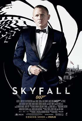 دانلود فیلم دوبله فارسی اسکای فال Skyfall 2012 زیرنویس فارسی چسبیده