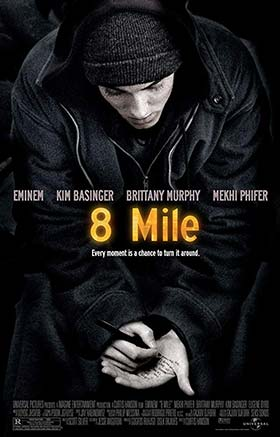 دانلود فیلم هشت مایل 8 Mile 2002 زیرنویس فارسی