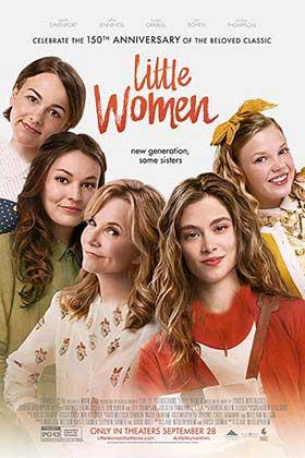 دانلود فیلم زنان کوچک Little Women 2018