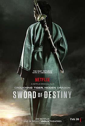 دانلود فیلم دوبله فارسی Crouching Tiger Hidden Dragon Sword of Destiny 2016