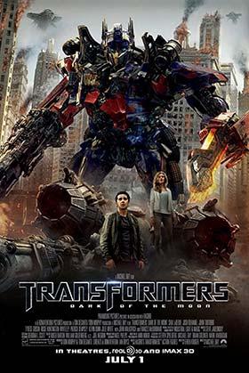 دانلود فیلم دوبله فارسی Transformers: Dark of the Moon 2011