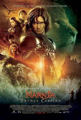 دانلود فیلم دوبله فارسی نارنیا 2 شاهزاده کاسپین The Chronicles of Narnia: Prince Caspian 2008