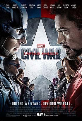 دانلود فیلم Captain America: Civil War 2016 زیرنویس فارسی