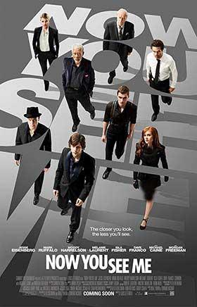 دانلود فیلم دوبله فارسی Now You See Me 2013 زیرنویس فارسی چسبیده