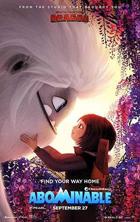 دانلود فیلم Abominable 2019