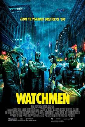 دانلود فیلم دوبله فارسی نقابداران Watchmen 2009 زیرنویس فارسی چسبیده
