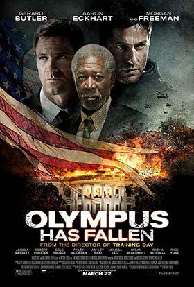دانلود فیلم المپیوس سقوط کردهاست Olympus Has Fallen 2013