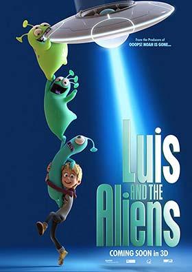 دانلود انیمیشن دوبله فارسی Luis And The Aliens 2018