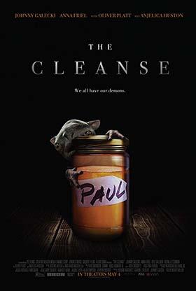 دانلود فیلم دوبله فارسی The Cleanse 2016