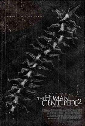 دانلود فیلم The Human Centipede II (Full Sequence) 2011 زیرنویس فارسی چسبیده