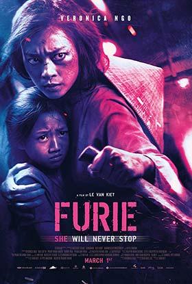 دانلود فیلم Furie 2019