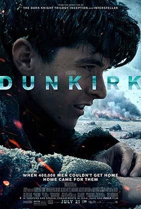 دانلود فیلم دوبله فارسی دانکرک Dunkirk 2017 زیرنویس فارسی چسبیده