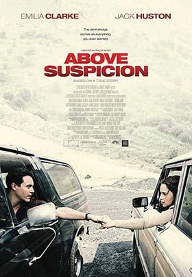 دانلود فیلم بالاتر از سوء ظن Above Suspicion 2019