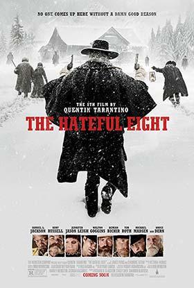 دانلود فیلم هشت نفرت انگیز The Hateful Eight 2015 زیرنویس فارسی