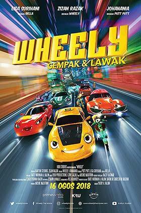 دانلود انیمیشن دوبله فارسی ویلی سریع و شاد Wheely Fast and Hilarious 2018