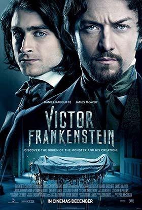 دانلود فیلم دوبله فارسی ویکتور فرانکنشتاین Victor Frankenstein 2015