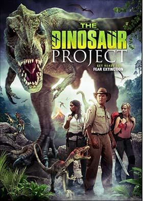 دانلود فیلم دوبله فارسی پروژه دایناسور The Dinosaur Project 2012 زیرنویس فارسی چسبیده
