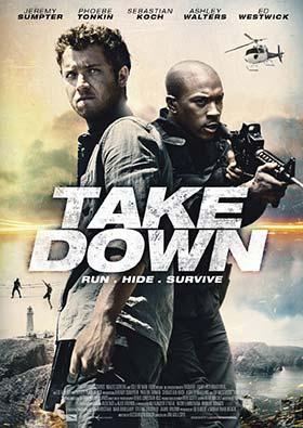 دانلود فیلم دوبله فارسی Take Down 2016