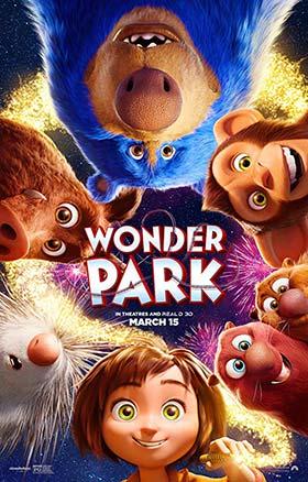 دانلود انیمیشن زیرنویس فارسی چسبیده پارک عجایب Wonder Park 2019