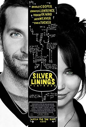 دانلود فیلم دوبله فارسی دفترچه امید بخش Silver Linings Playbook 2012