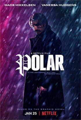 دانلود فیلم پولار Polar 2019 زیرنویس فارسی
