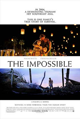 دانلود فیلم The Impossible 2012