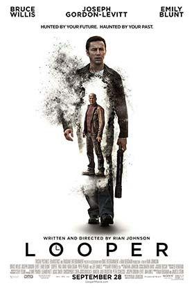 دانلود فیلم دوبله فارسی لوپر Looper 2012 زیرنویس فارسی