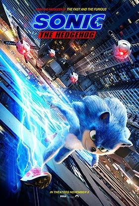 دانلود انیمیشن Sonic The Hedgehog 2019