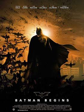 دانلود فیلم دوبله فارسی Batman Begins 2005