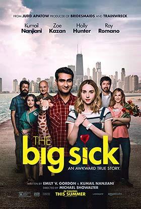 دانلود فیلم 2017 The Big Sick