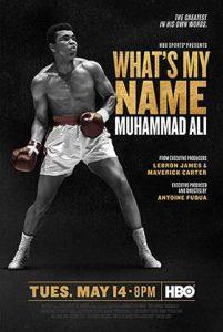 دانلود مستند زیرنویس فارسی چسبیده محمد علی کلی Whats My Name: Muhammad Ali 2019
