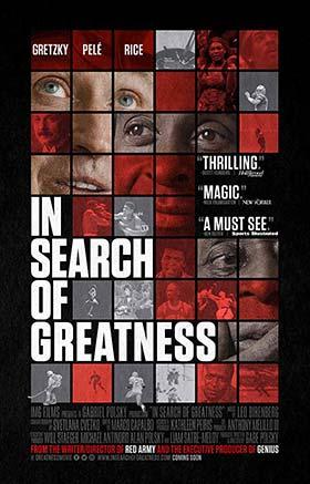 دانلود مستند In Search Of Greatness 2018