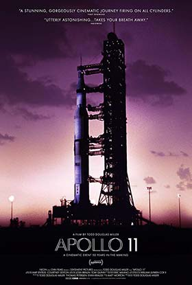 دانلود فیلم مستند Apollo 11 2019