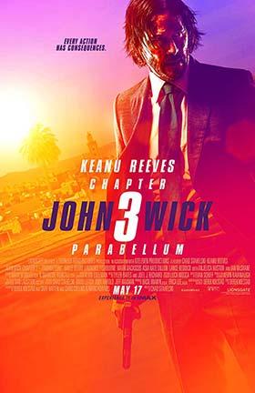 دانلود فیلم John Wick 3 Parabellum 2019