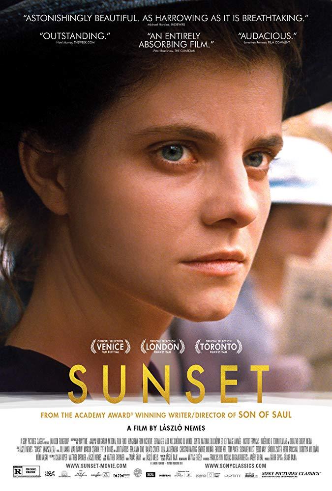 دانلود فیلم Sunset 2018 زیرنویس فارسی چسبیده