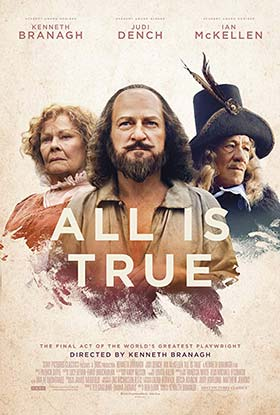 دانلود فیلم All Is True 2018