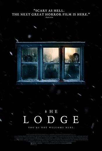 دانلود فیلم زیرنویس فارسی چسبیده The Lodge 2019