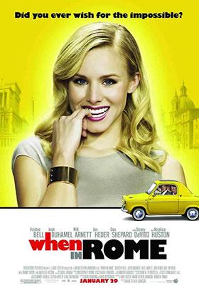 دانلود رایگان فیلم When in Rome 2010