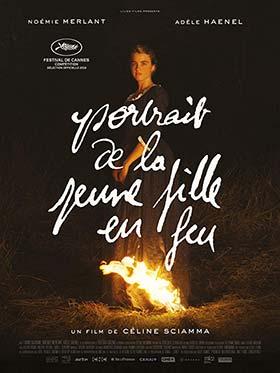 دانلود فیلم پرتره یک بانو در آتش Portrait of a Lady on Fire 2019
