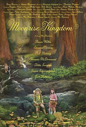 دانلود فیلم Moonrise Kingdom 2012