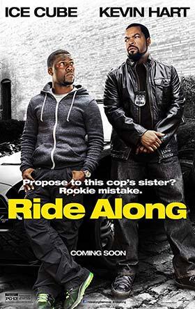 دانلود فیلم سواری با هم Ride Along 2014 زیرنویس فارسی چسبیده